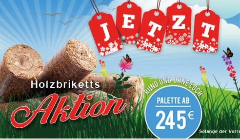 Jetzt in Aktion!